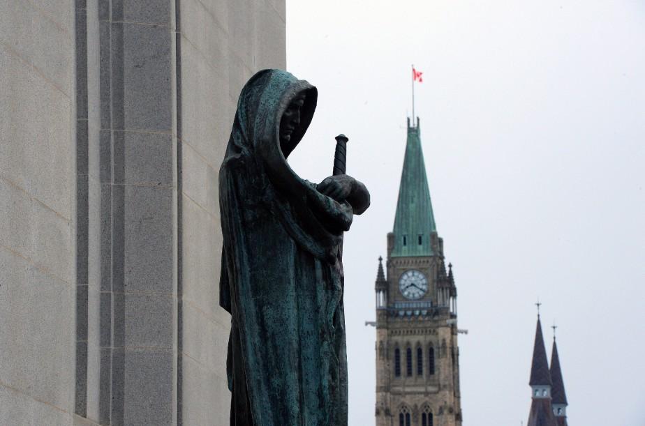 «Le législateur fédéral a voulu que la répression... (Photo Sean Kilpatrick, archives La Presse Canadienne)