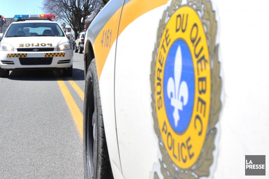 Quatre hommes ont été arrêtés par la Sûreté du Québec mardi... (Photo d'archives)