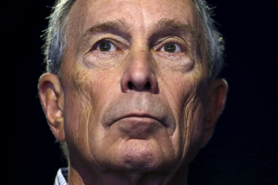 Michael Bloomberg était de passage à Paris samedi à... (PHOTO STEPHANE MAHE, REUTERS)