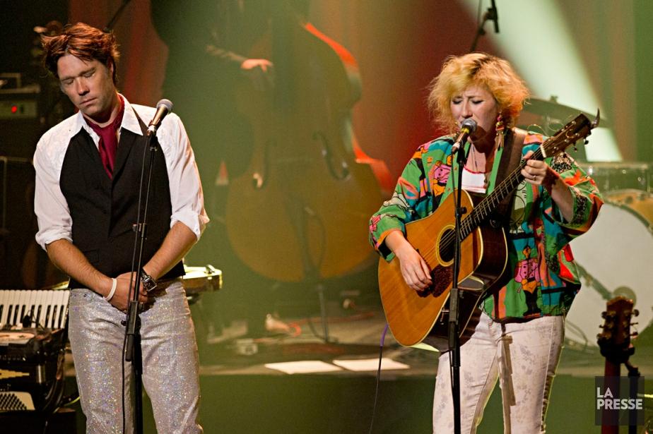 Rufus Wainwright et Martha Wainwright... (PHOTO ARCHIVES LA PRESSE)