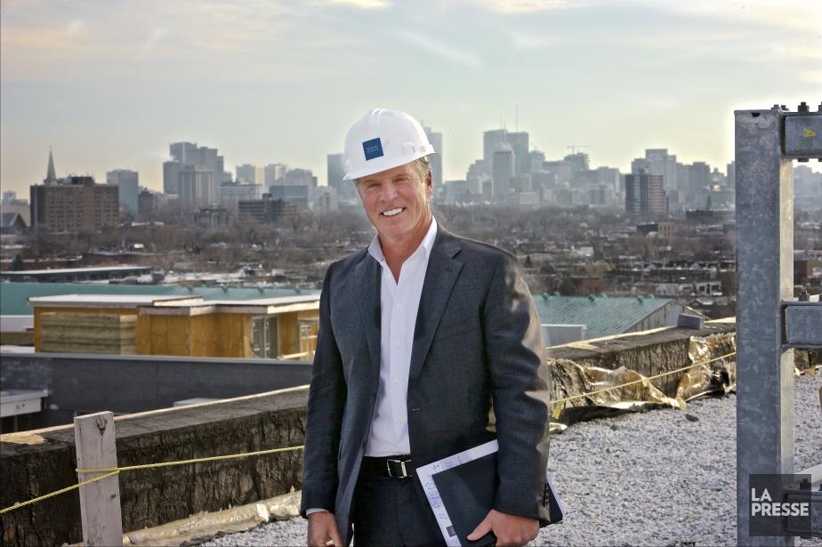 Le président RéalBouclinconfirme que l'expansion prochaine de Réseau... (PHOTO ANDRÉ PICHETTE, LA PRESSE)