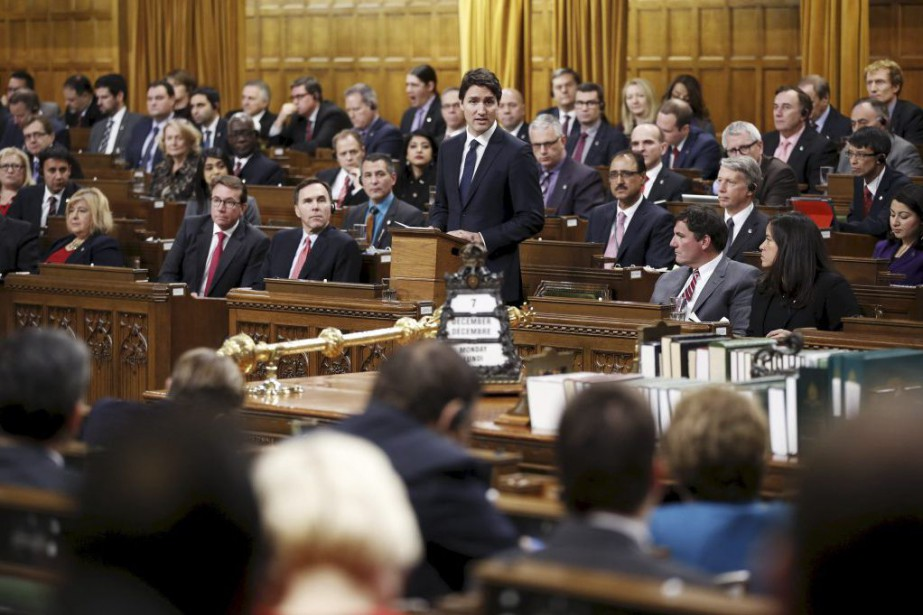 Justin Trudeau... (PHOTO CHRIS WATTIE, REUTERS)