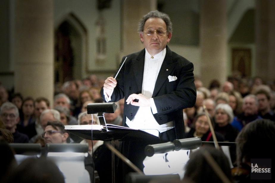 Dirigé par Boris Brott, l'Orchestre de chambre McGill... (PHOTO ANDRÉ PICHETTE, ARCHIVES LA PRESSE)