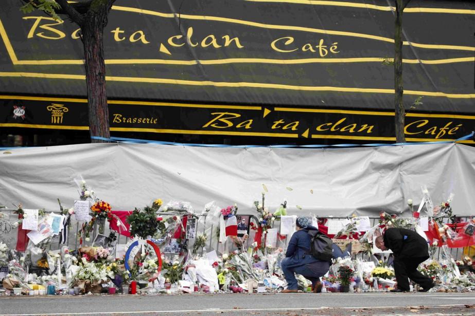 La salle de concert du Bataclan a été... (PHOTO CHARLES PLATIAU, ARCHIVES REUTERS)