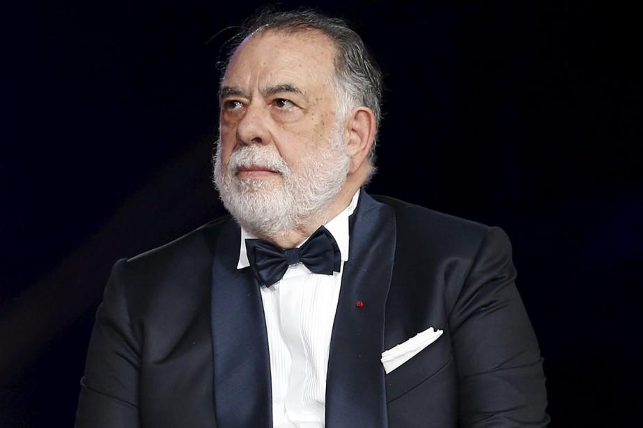 Le réalisateur Francis Ford Coppola préside actuellement le... (PHOTOYOUSSEF BOUDLAL, REUTERS)