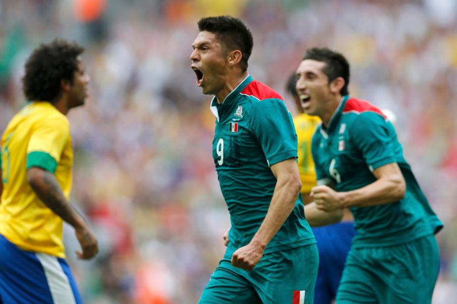 Le Mexique a remporté la médaille d'or au... (Photo Jorge Silva, archives Reuters)