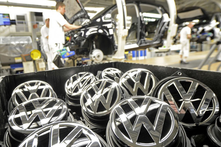 Volkswagen a plaidé coupable de fraude et d'obstruction... (PHOTO ARCHIVES REUTERS)