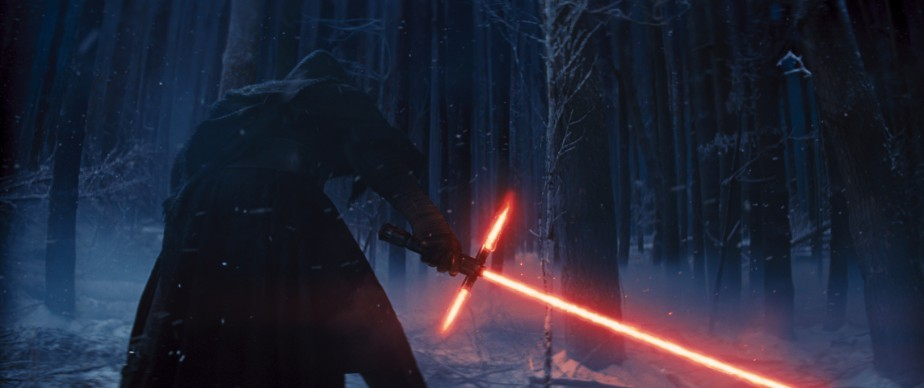 Adam Driver interprète Kylo Ren (Lucasfilms)