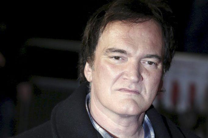 Le réalisateur Quentin Tarantino à la première de... (PHOTO REUTERS)