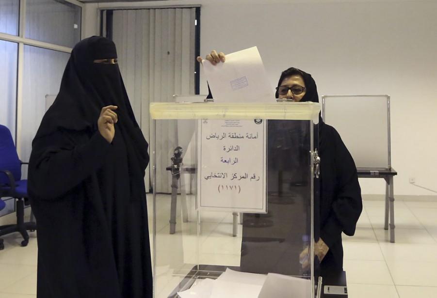 L'Arabie saoudite était le dernier pays à dénier... (PHOTO AYA BATRAWY, AP)