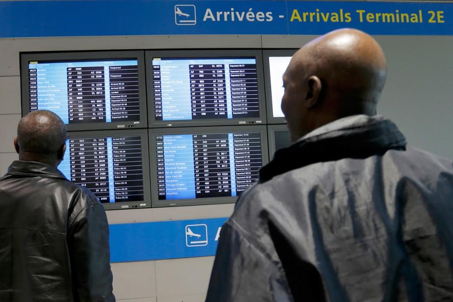 Les nouvelles réservations de vols... (PHOTO GONZALO FUENTES, REUTERS)