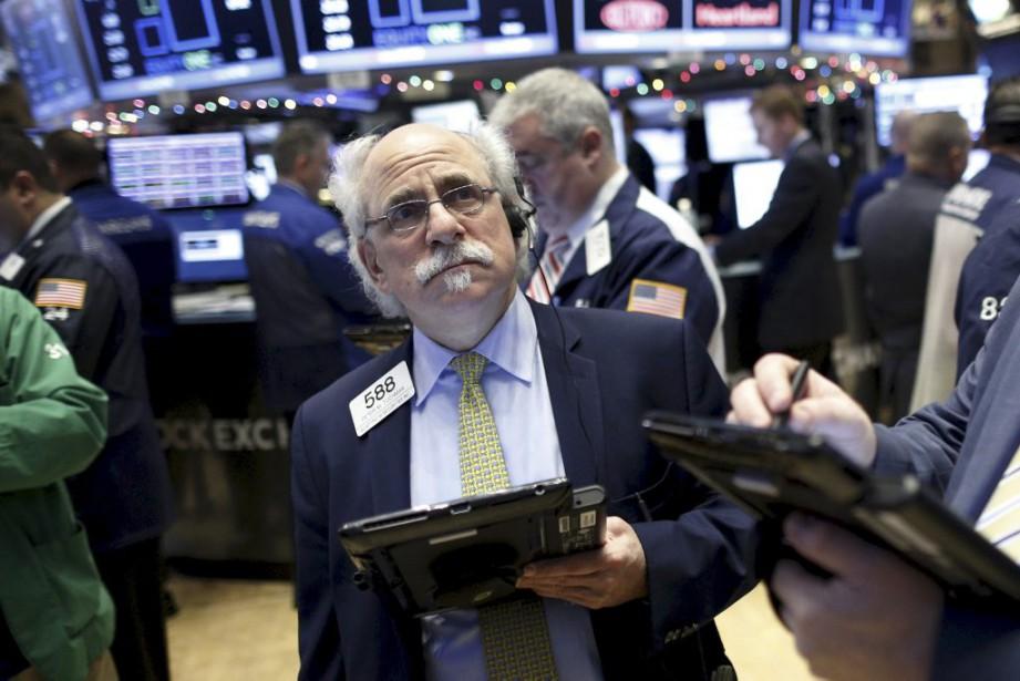 «Les marchés sont tendus», a résumé David Levy,... (PHOTO BRENDAN MCDERMID, REUTERS)