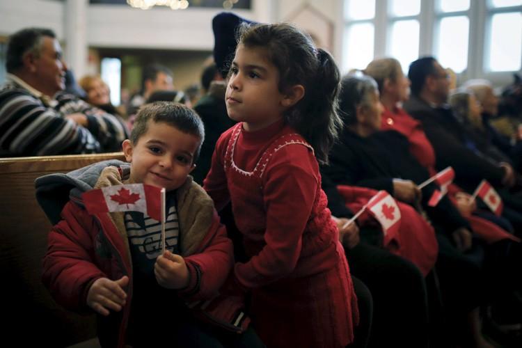 La majorité des réfugiés syriens qui ont mis... (PHOTO ARCHIVES REUTERS)