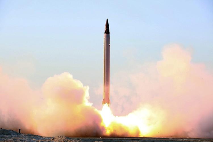 Téhéran affirme que ses missiles balistiques sont purement... (ARCHIVES AP)