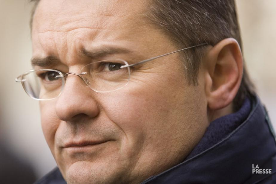 Michel Parent soutient qu'il n'a pas quitté la... (PHOTO ARCHIVES LA PRESSE)
