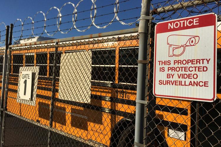 Les écoles de Los Angeles vont rouvrir mercredi après des menaces... (PHOTO AP)
