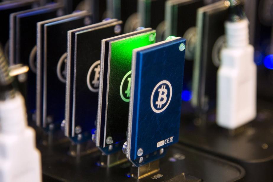 La technologie «Blockchain», qui fait déjà fonctionner la... (Photo Reuters)