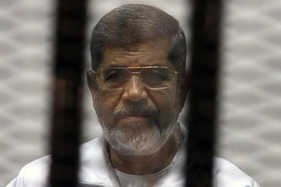 M. Morsi et la quasi-totalité des dirigeants de... (PHOTO TAREK EL-GABASS, ARCHIVES AGENCE FRANCE-PRESSE)