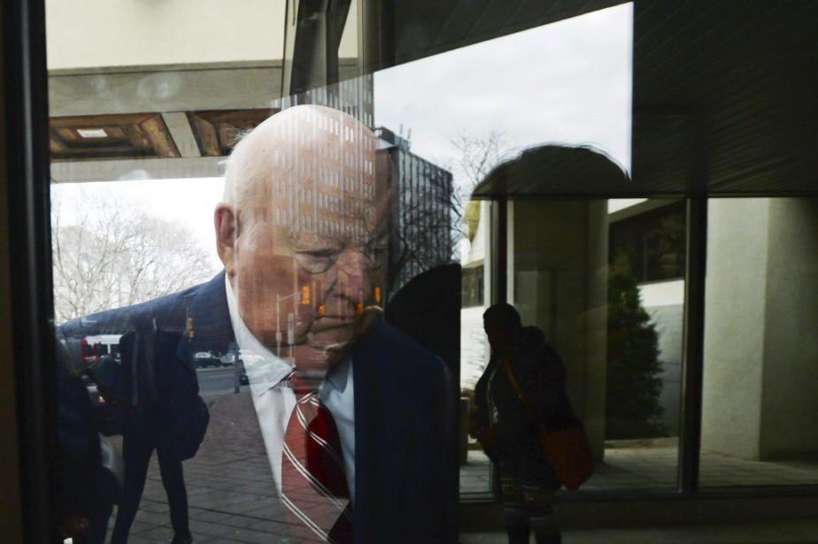 Le sénateur a plaidé non coupable à 31... (Photo La Presse Canadienne)