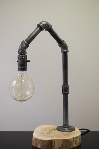 Chaque lampe est unique. ()