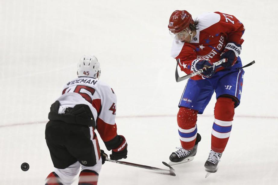 Malgré le retour au jeu du gardien Andrew Hammond,... (Photo USA Today Sports)