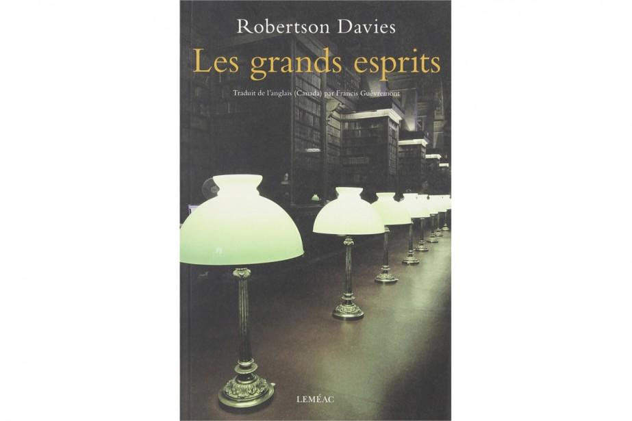 Le grand auteur canadien-anglais mort en1995 fait une drôle d'apparition dans...
