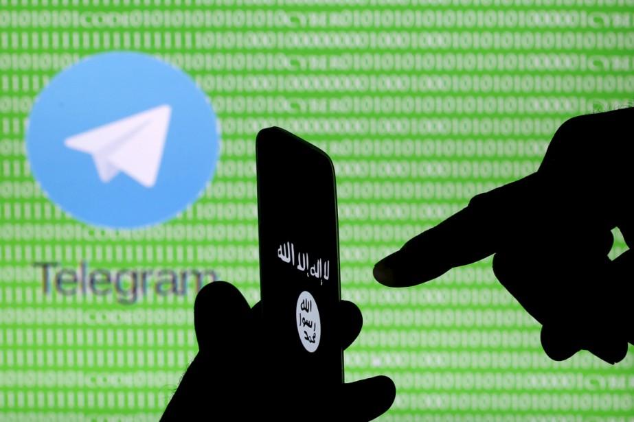 Le cryptage des téléphones cellulaires utilisés par les... (PHOTO DADO RUVIC, ARCHIVES REUTERS)