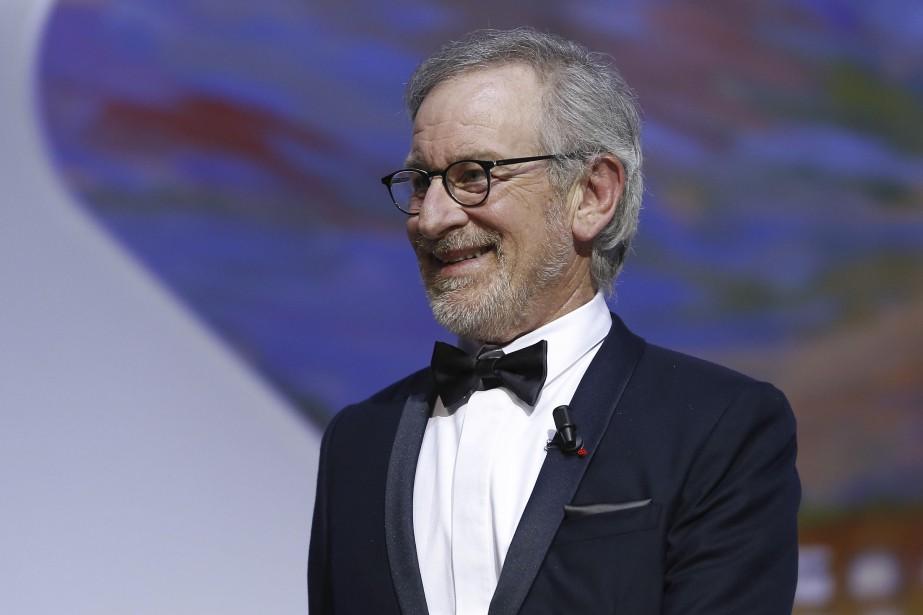 Le réalisateur Steven Spielberg, qui tourne actuellement The... (PHOTO ARCHIVES AFP)