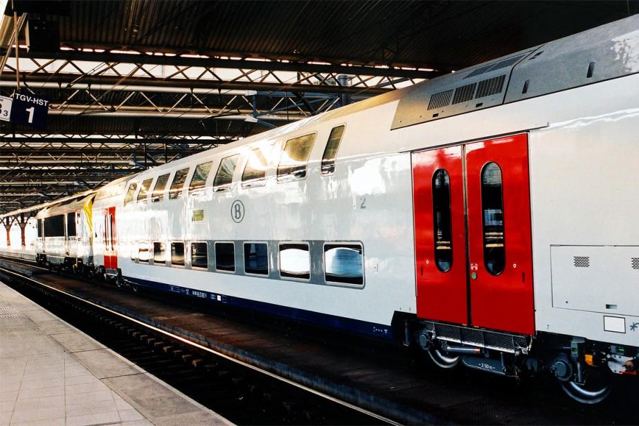 Un consortium formé de Bombardier Transport et... (PHOTO FOURNIE PAR BOMBARDIER)