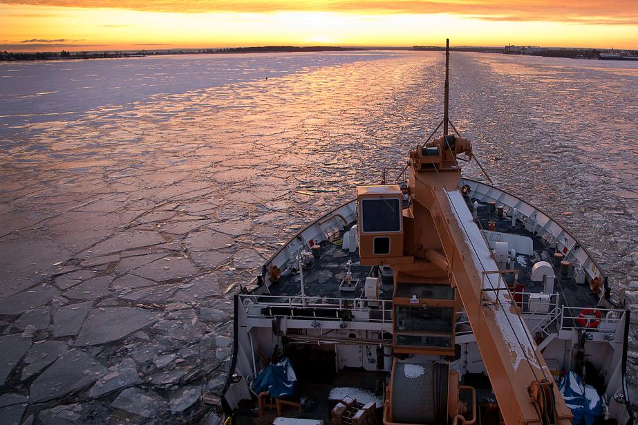 Le lac Supérieur est le deuxième lac s'étant... (PHOTOARIANA LINDQUIST, ARCHIVES BLOOMBERG)