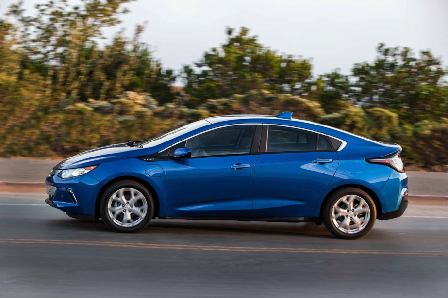 La Volt 2016 de Chevrolet...