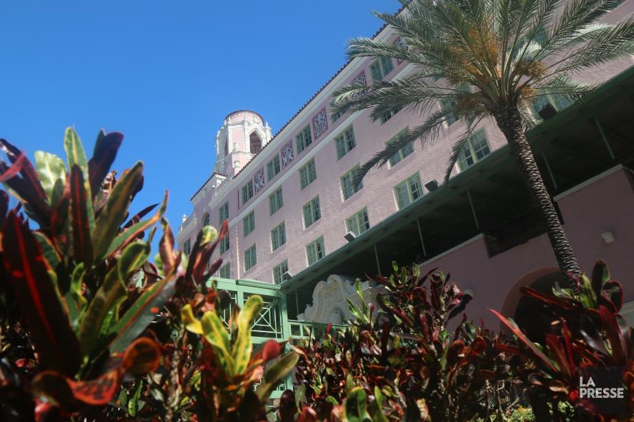 L'hôtel Vinoy a une longue histoire, dont une... (PHOTO SYLVAIN SARRAZIN, LA PRESSE)
