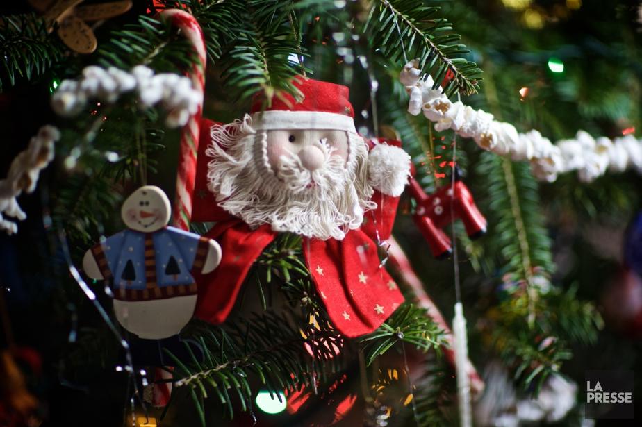 Le gouvernement canadien a enrôlé le père Noël... (Photo archives La Presse)