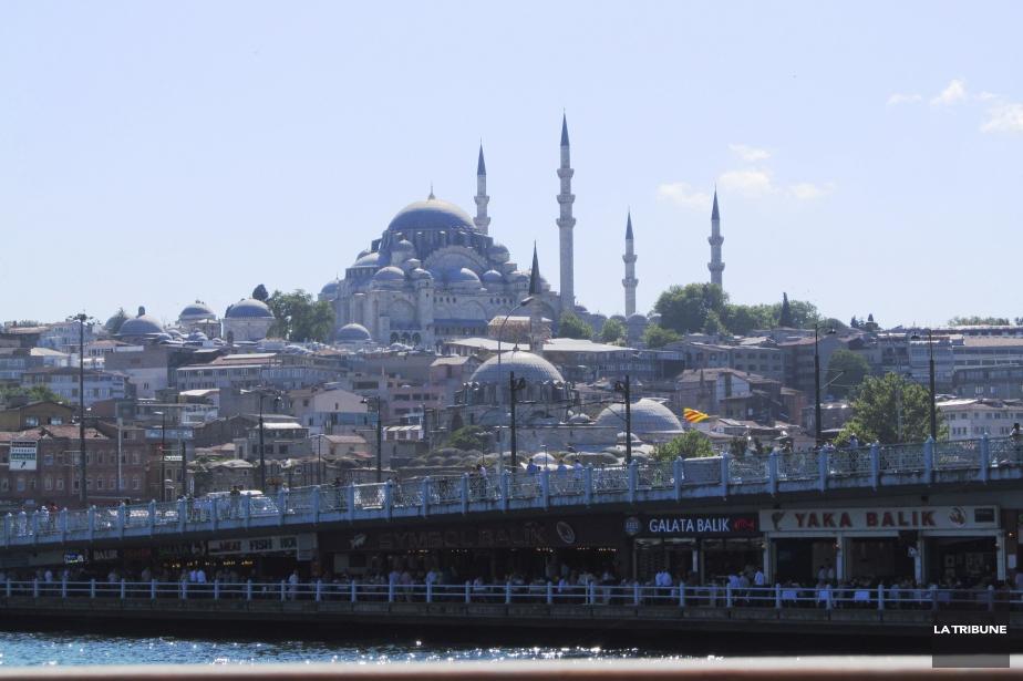 Les autorités turques sont en état d'alerte élevé... (Photo Jonathan Custeau, Archives La Tribune)