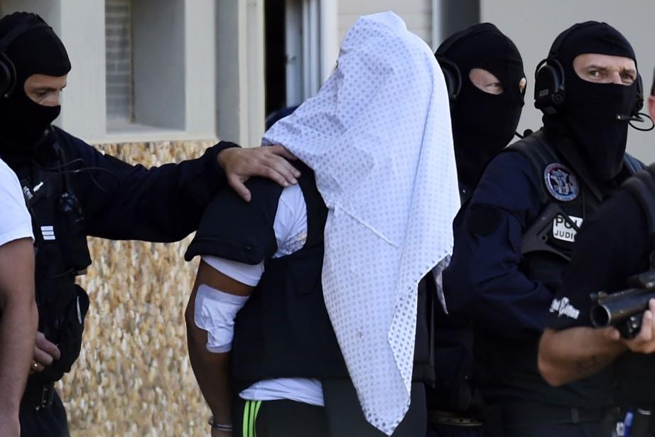 Yassin Salhi, un chauffeur-livreur de 35 ans, avait... (Photo Philippe DESMAZES, Archives AFP)