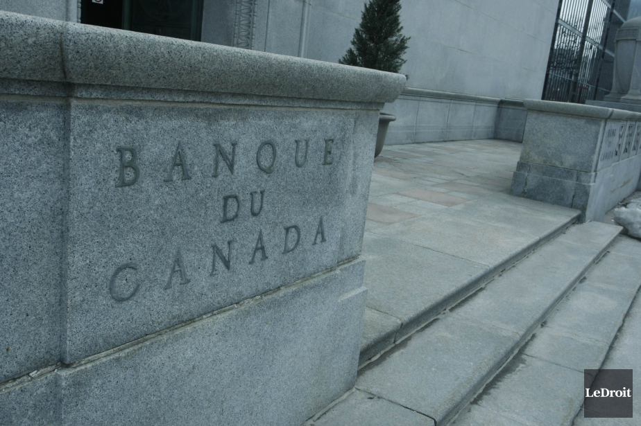 La Banque du Canada a indiqué lundi avoir détecté des... (PHOTO ARCHIVES LEDROIT)