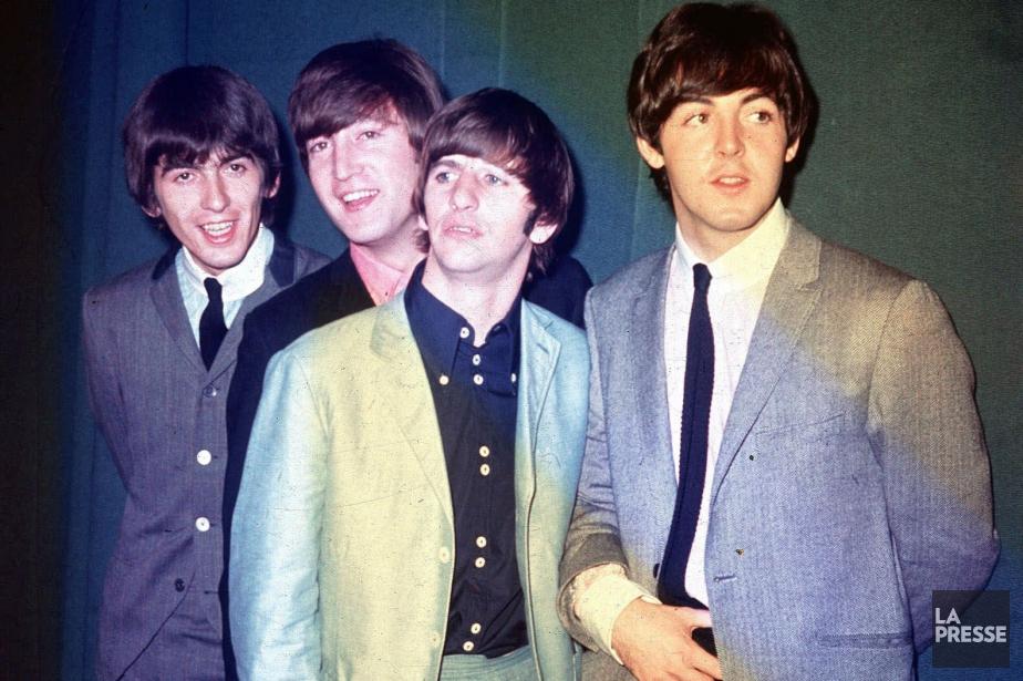 Les Beatles... (PHOTO ARCHIVES LA PRESSE)