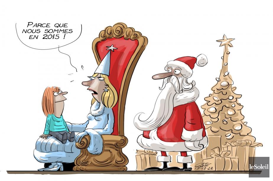 Caricature du 24 décembre | 23 décembre 2015