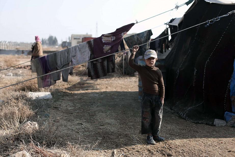 Depuis le début du conflit en Syrie, plus... (Photo Hussein Malla, archives AP)