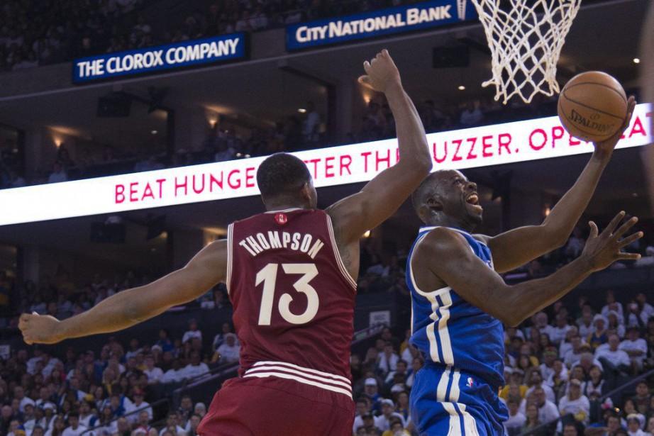 Draymond Green a récolté 22 points et les Warriors de... (Photo USA Today Sports)