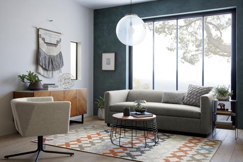 Les tendances d co 2016 sara barri re brunet design - Decoration salon 2017 ...
