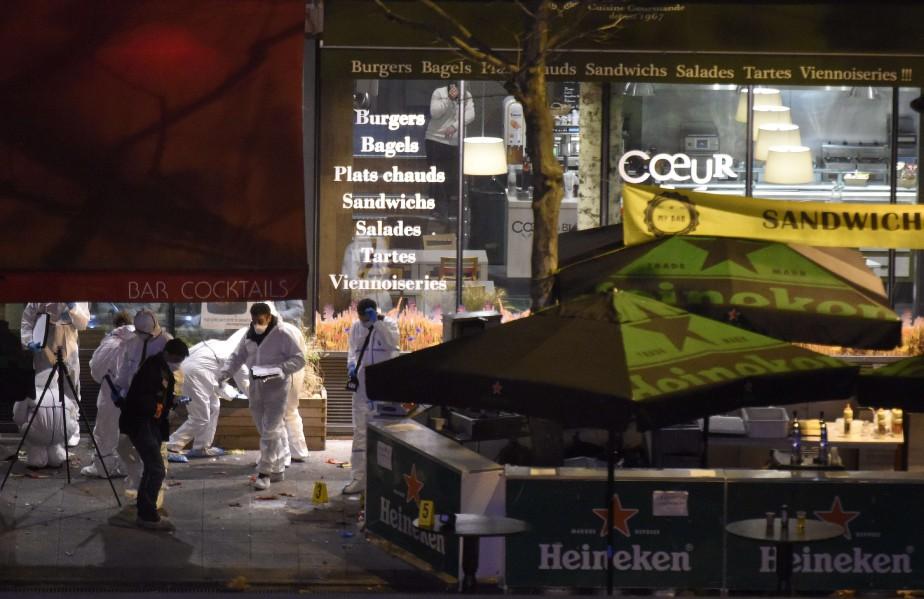 L'auteure rappelle que les auteurs des attentats de... (Photo Franck Fife, archives Agence France-Presse)