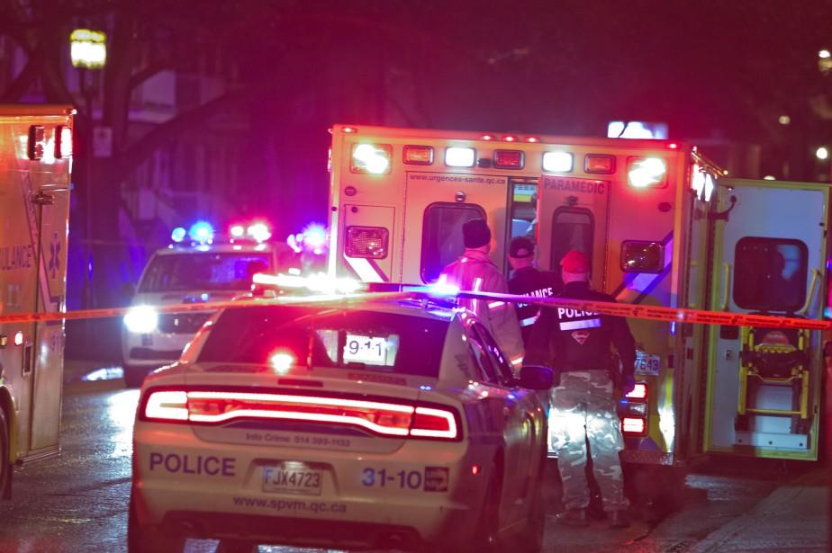 Neuf des 29 meurtres répertoriées cette année sur... (PHOTO FÉLIX O.J. FOURNIER, COLLABORATION SPÉCIALE)