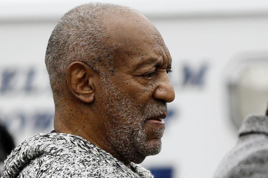 Bill Cosby, le 30 décembre, peu après son... (Photo Matt Rourke, AP)