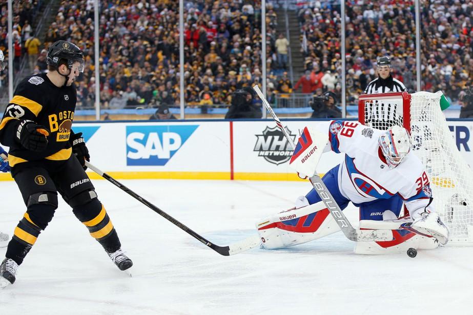 Le gardien du Canadien Mike Condona probablement signé... (Photo Greg M. Cooper, USA TODAY Sports)