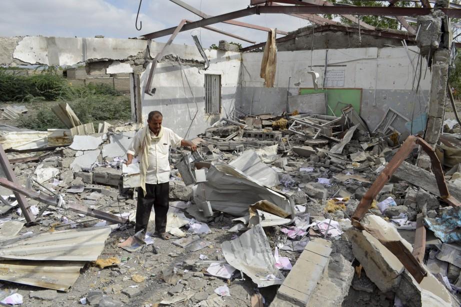 Depuis mars, le conflit au Yémen a fait... (PHOTO ABDULJABBAR ZEYAD, REUTERS)