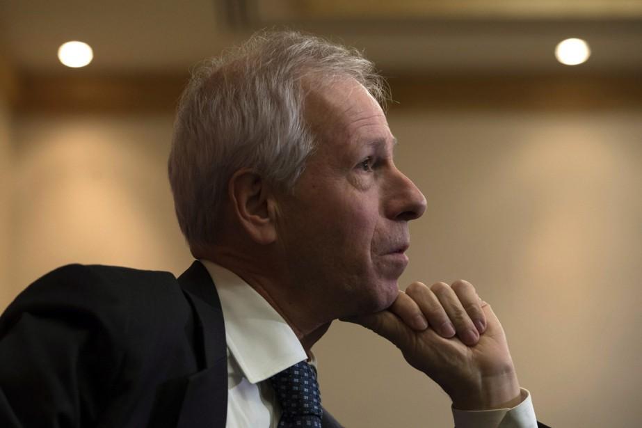 Le ministre des Affaires étrangères, Stéphane Dion.... (Photo La Presse Canadienne)