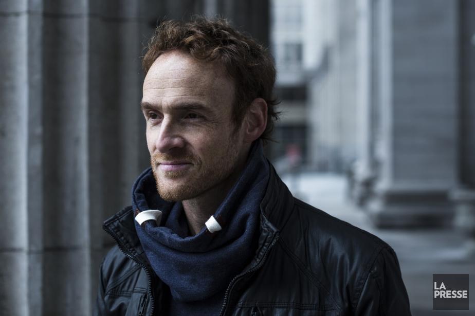 L'acteur Vincent Leclerc tient un petit rôle dans... (PHOTO ÉDOUARD PLANTE-FRÉCHETTE, LA PRESSE)