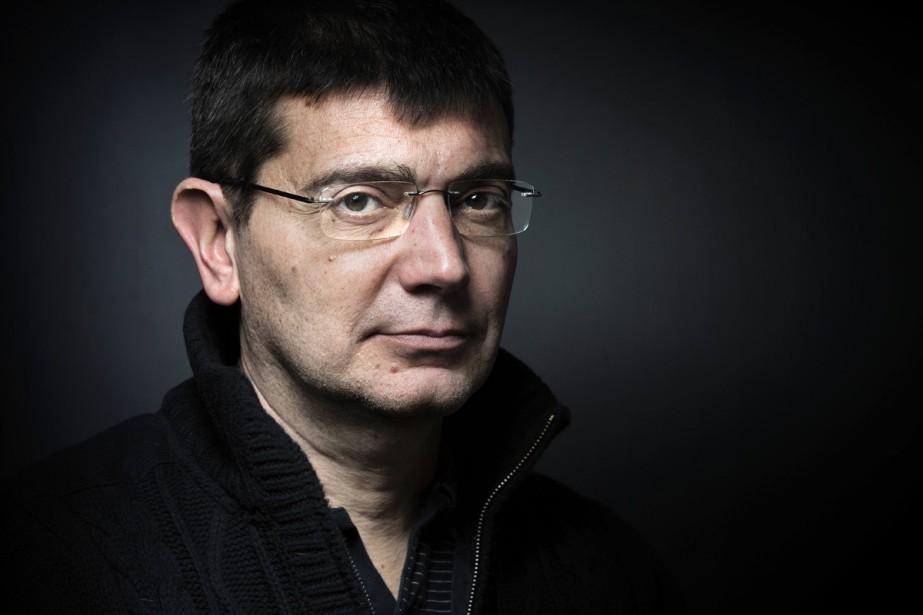 Éric Portheault, coactionnaire de Charlie Hebdo.... (PHOTO ARCHIVES AFP)