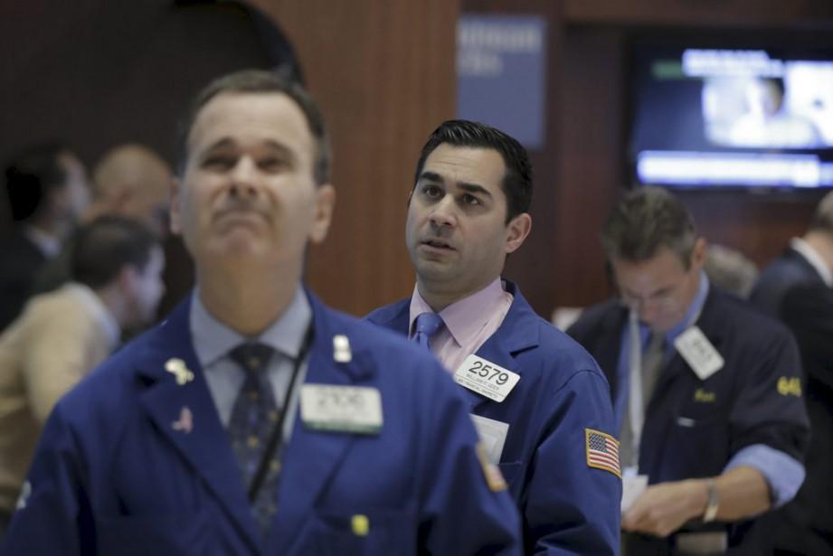 «Le marché veut vraiment remonter mais n'y arrive... (PHOTO BRENDAN MCDERMID, REUTERS)